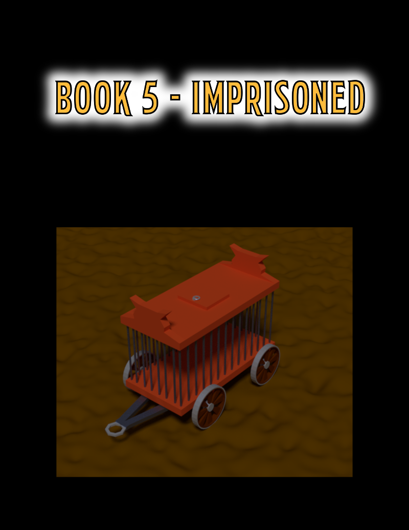 Book 5 - Imprisoned